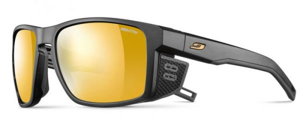 JULBO SHIELD REACTIV 2-4 BLACK