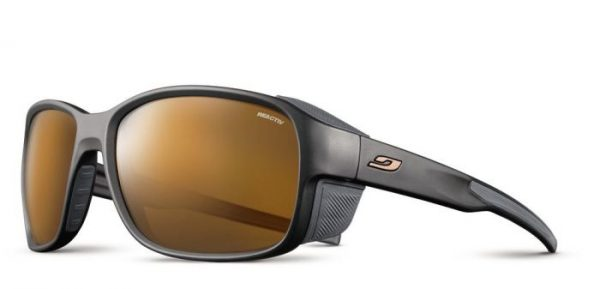 JULBO MONTBIANCO 2 REACTIV HIGH MOUNTAIN 2-4 BLACK